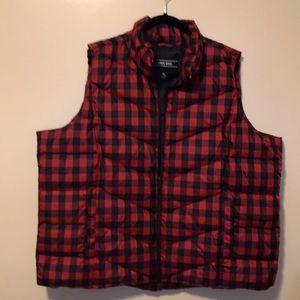 Beautiful land's end vest 2x